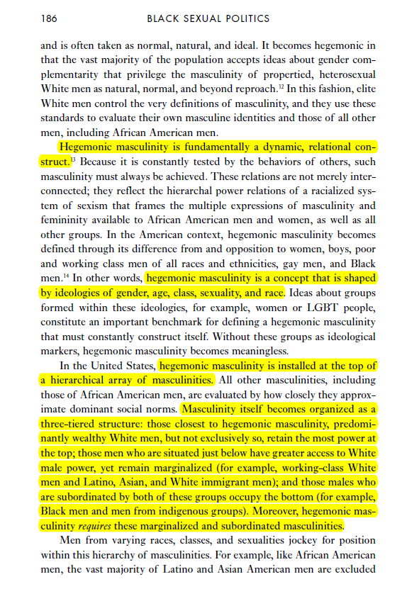 masculinity in society essay Hegemonic masculinity in american society essay 1529 words - 6 pages masculinity is described as possession of attributes considered typical of a man hegemonic masculinity is a form of masculine character with cultural idealism and emphasis that connects masculinity to.